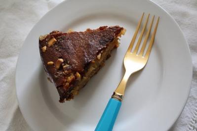 Mandel - Joghurt - Kuchen - Rezept