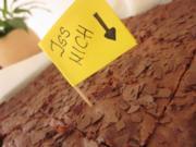 Milka-Brownies =D - Rezept