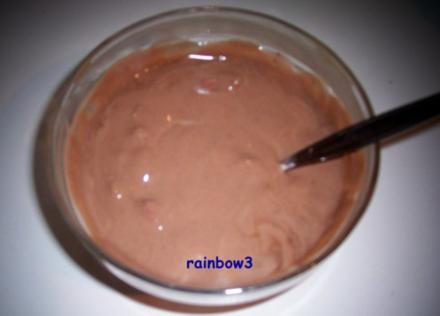 Dessert: Erdbeer-Schoko-Joghurt - Rezept