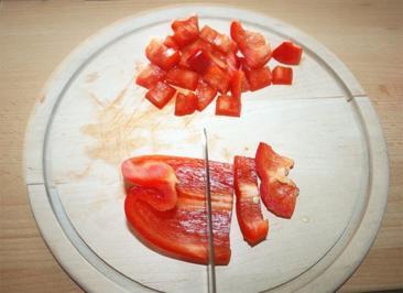 Gemüse- Pfanne - Rezept