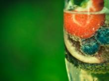 Sommerliche Bowle - Rezept