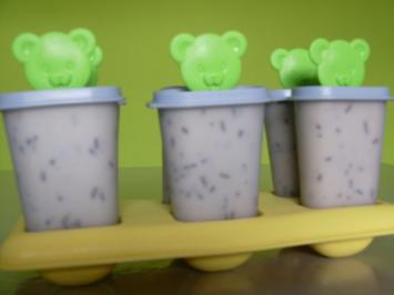 Rezept: Bananenquark - Eis