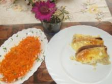 Mamas - Käse- Toastauflauf - Rezept