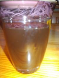 Rezept: Getränk m. A.: Cola - weiß