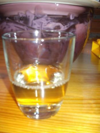 Getränk m. A.: Cola - weiß - Rezept - Bild Nr. 3