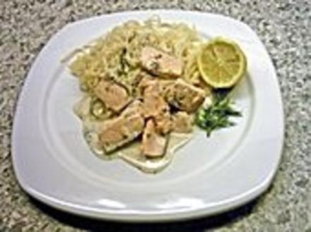 Zwiebel -Sahne Hähnchen - Rezept