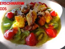 Karamelisierter-Safran-Kaiserschmarrn mit Gusto a la Marcos - Rezept