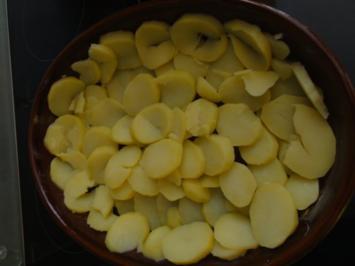 Bunter Kartoffel- Gemüse- Auflauf - Rezept