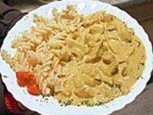 Apfel Curry - Rezept
