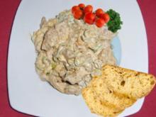 Gyros Salat - Rezept