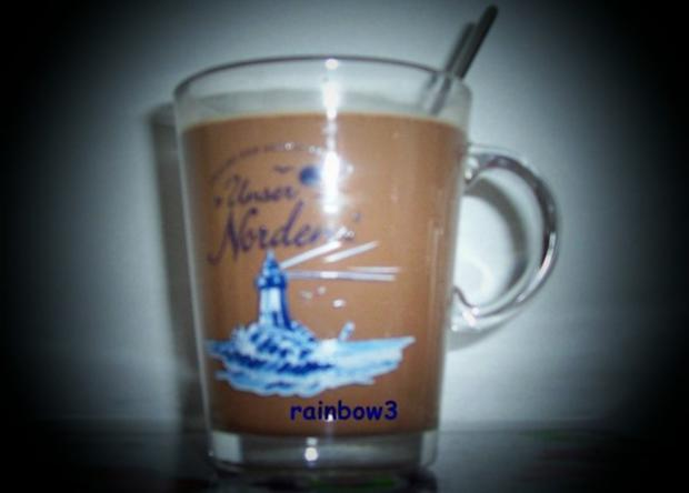 Getränk: Schoko-Milch-Kaffee - Rezept