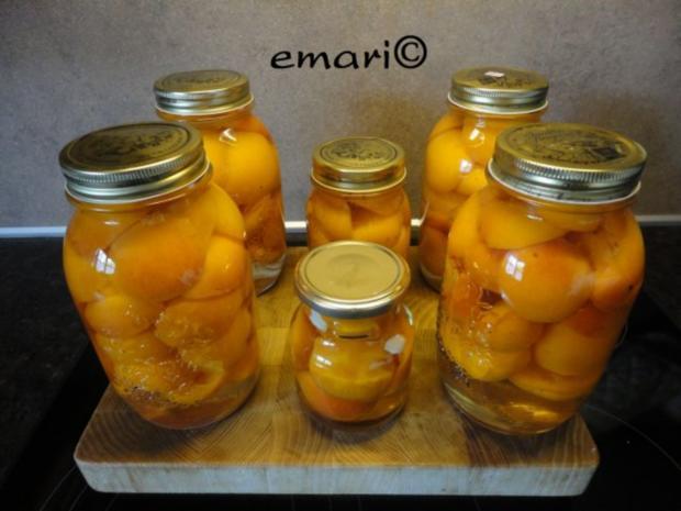 Marillen/ Aprikosen Kompott - Rezept