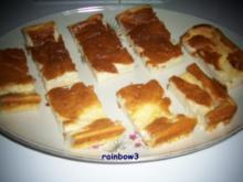 Backen: Mini-Quark-Kuchen mit Sulf - Rezept