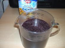 Suppe: Rotweinsuppe - Rezept