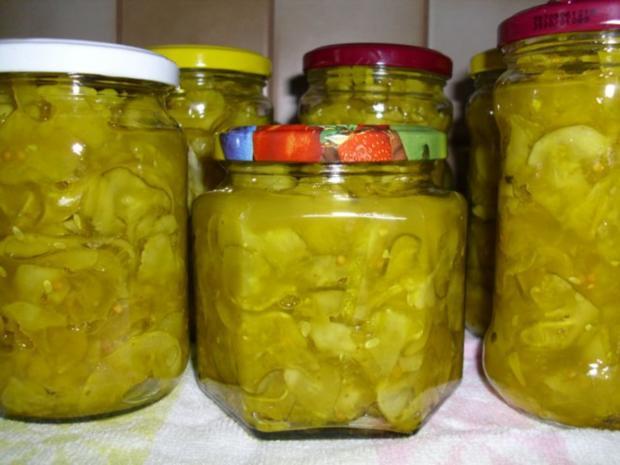 Curry Gurken - Rezept - Bild Nr. 2