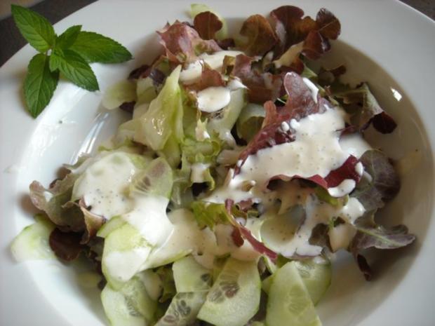 """Salatdressing """"Minze"""" - Rezept - Bild Nr. 2"""