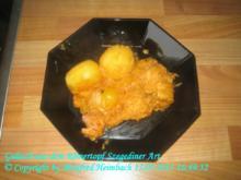 Fleisch – Ofengulasch aus dem Römertopf Szegediner Art a'la Manfred - Rezept