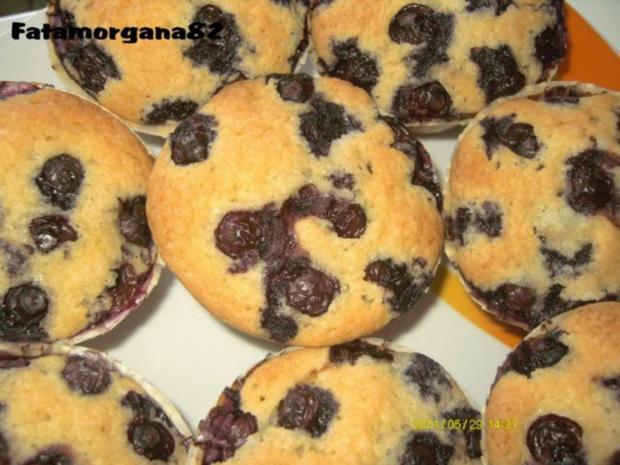 Blaubeer Muffins - Rezept - Bild Nr. 2