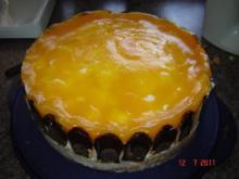 Kuchen & Torten : Leichte Sommertorte - Rezept