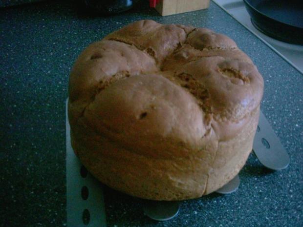 Schnecken Brot - Rezept