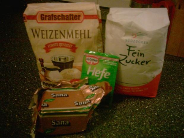 Schnecken Brot - Rezept - Bild Nr. 2