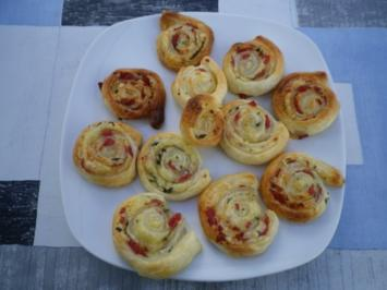 Rezept: Pizza - Snack
