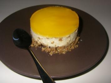 Mini-Orangen-Törtchen - Rezept