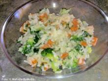 Hähnchen-Reis-Salat - Rezept