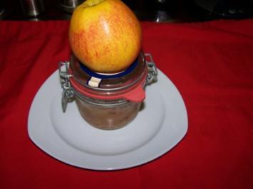 Apfel-Zwiebel-Chutney - Rezept