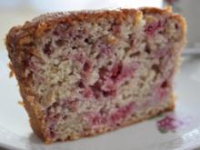 Kuchen: Himbeerkiste - Rezept