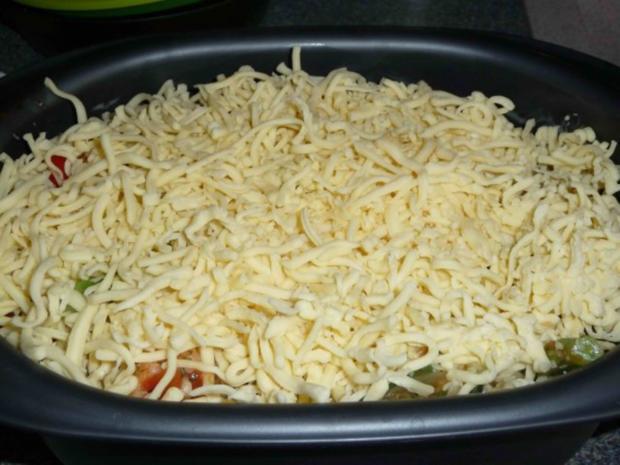 Gnocchi-Ratatouille überbacken - Rezept - Bild Nr. 11