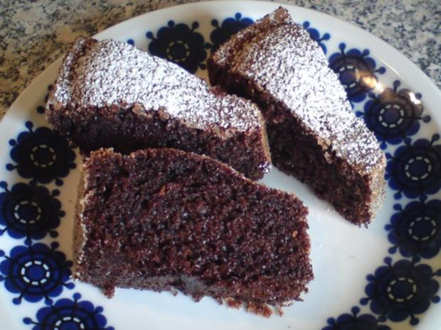Herrenkuchen - Rezept