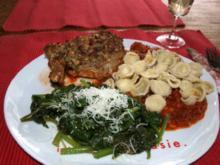 Kalbskoteletts auf provenzalische Art  (Côtes de veau provençale) - Rezept