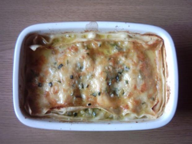 Zucchinilasagne - Rezept - Bild Nr. 2