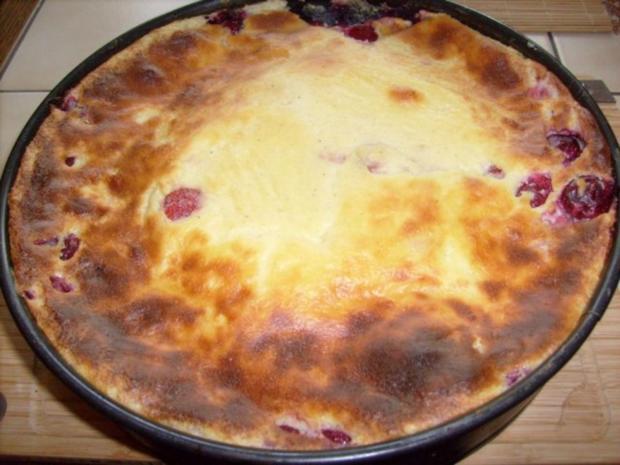 Obstkuchen mit Hefeteig - Rezept - Bild Nr. 6