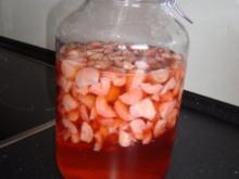 Erdbeer - Limes   XXL - Rezept