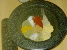 Kräuter - Gewürz - Rezept