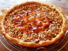 Aprikosen-Marzipan-Kuchen - Rezept