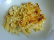 Mac & Cheese - Rezept