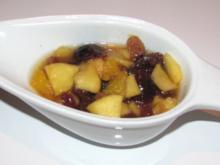 Herren-Früchte-Kompott - Rezept