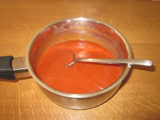 Senf-Barbecue-Sauce - Rezept