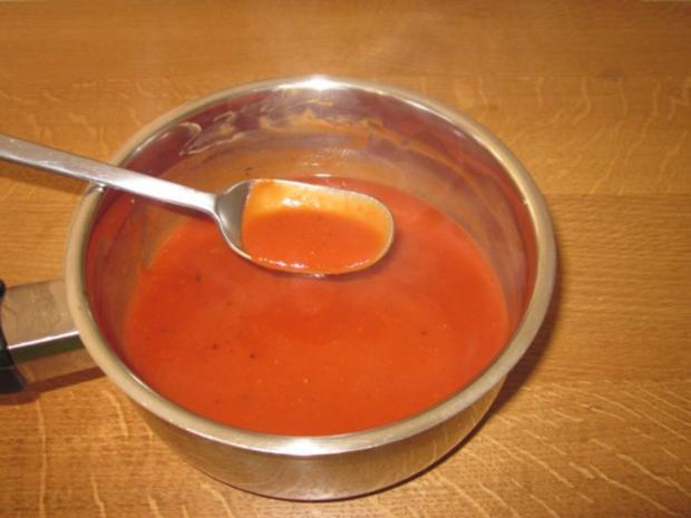 Senf-Barbecue-Sauce - Rezept - Bild Nr. 2