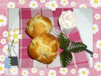 Rezept: Rhabarbermuffins