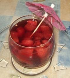 Rezept: Melonenbowle