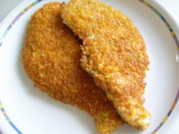 Knusperschnitzel - Rezept
