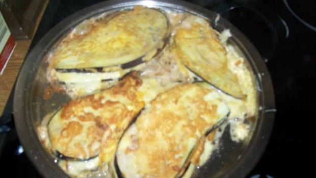 Irenes Aubergine -Sandwich mit und ohne Belage - Rezept - Bild Nr. 2