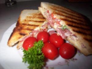 Cheese-Sandwich - Rezept