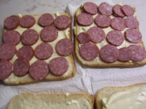 Cheese-Sandwich - Rezept - Bild Nr. 3