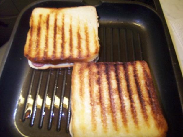 Cheese-Sandwich - Rezept - Bild Nr. 6
