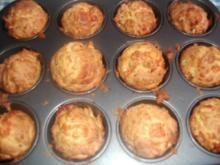 Tomaten-Mozzarella-Muffins - Rezept